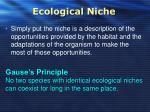 ecological niche2