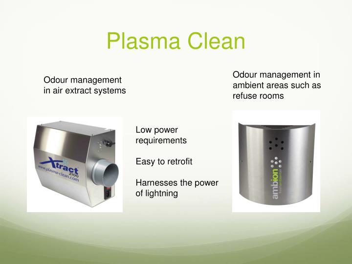 Plasma Clean