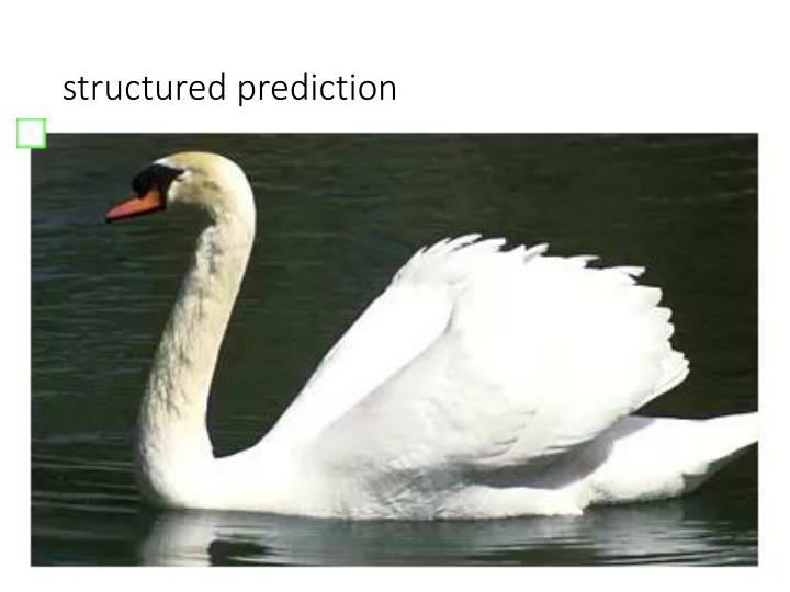structured prediction