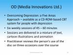 od media innovations ltd