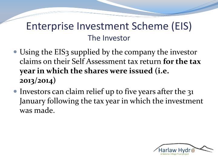 Enterprise Investment