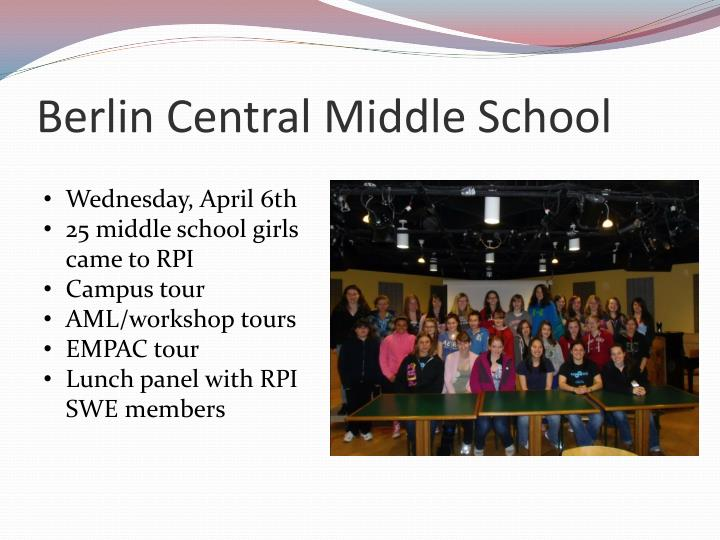 Berlin Central Middle School