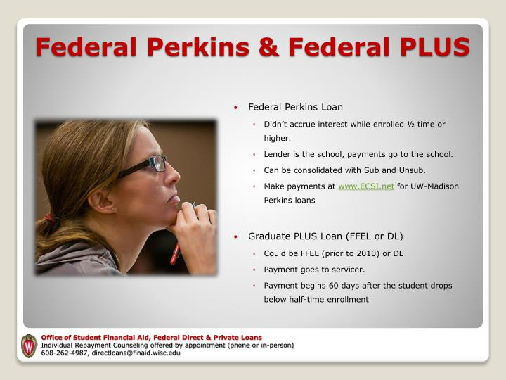 PPT - Manage Your Student Loans PowerPoint Presentation - ID:2655534