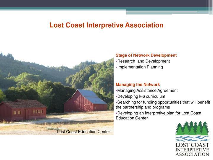 Lost Coast Interpretive Association