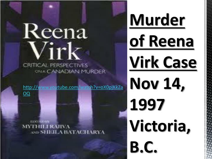 Murder of Reena Virk