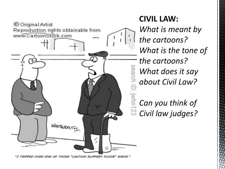 CIVIL LAW: