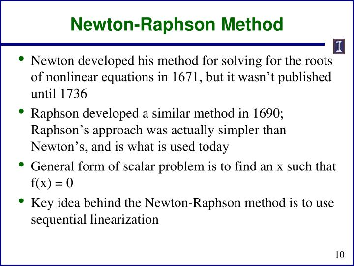 Newton-