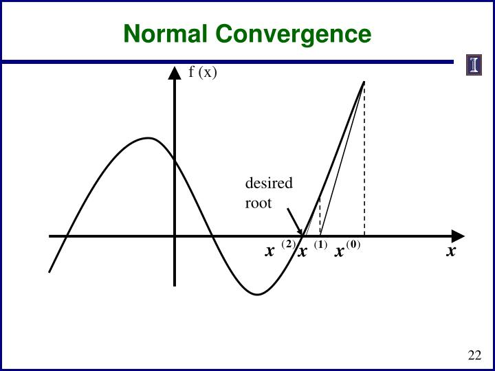 Normal Convergence
