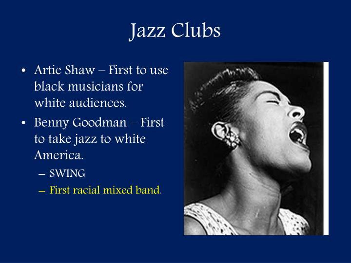 Jazz Clubs