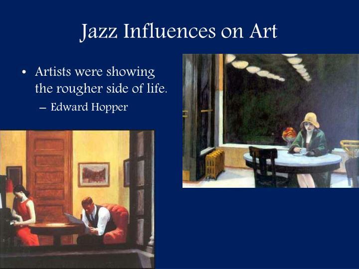 Jazz Influences on Art
