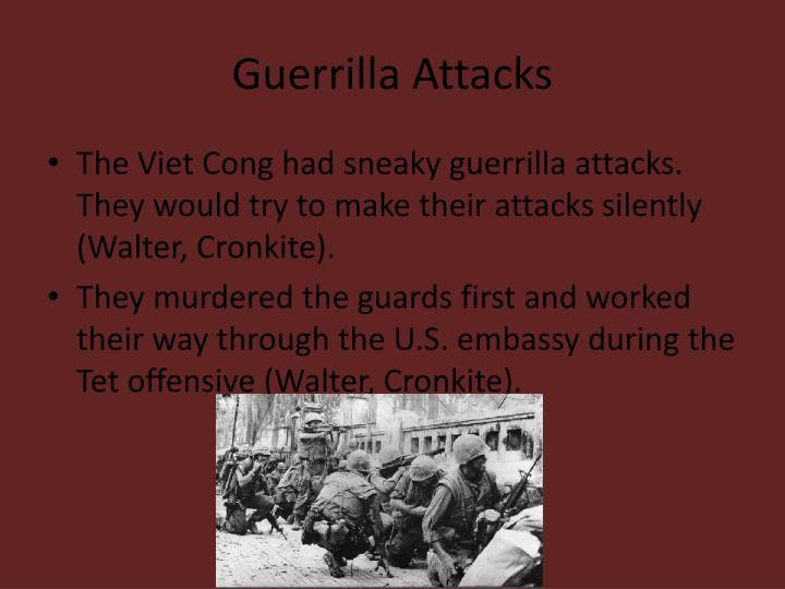 Guerrilla Attacks