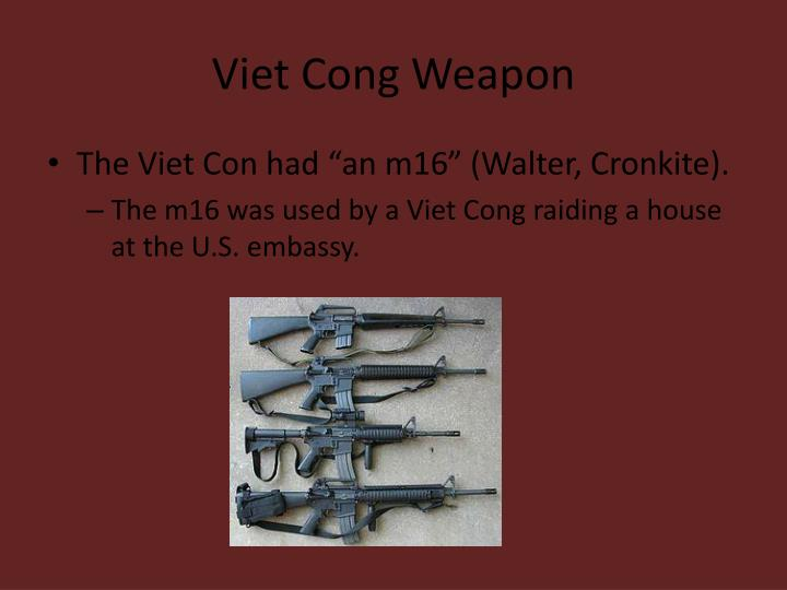 Viet Cong Weapon