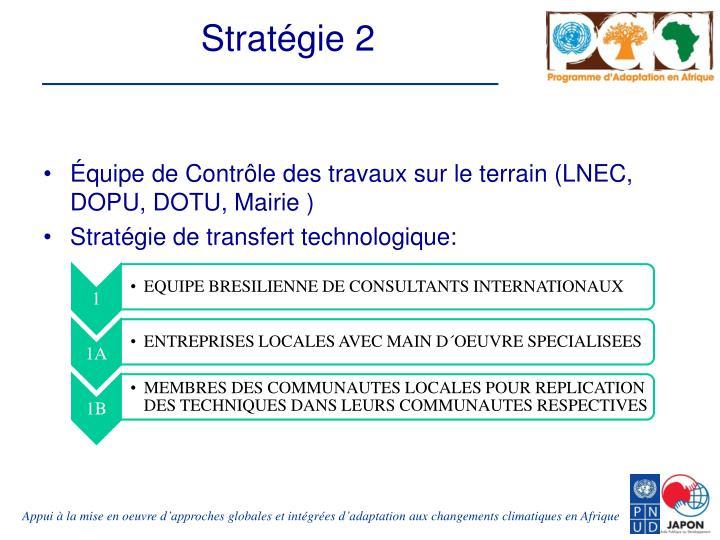 Stratégie 2