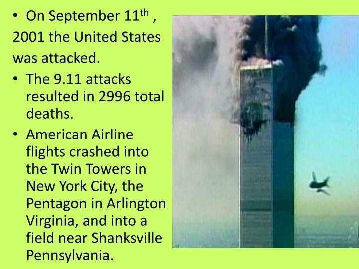 On September 11