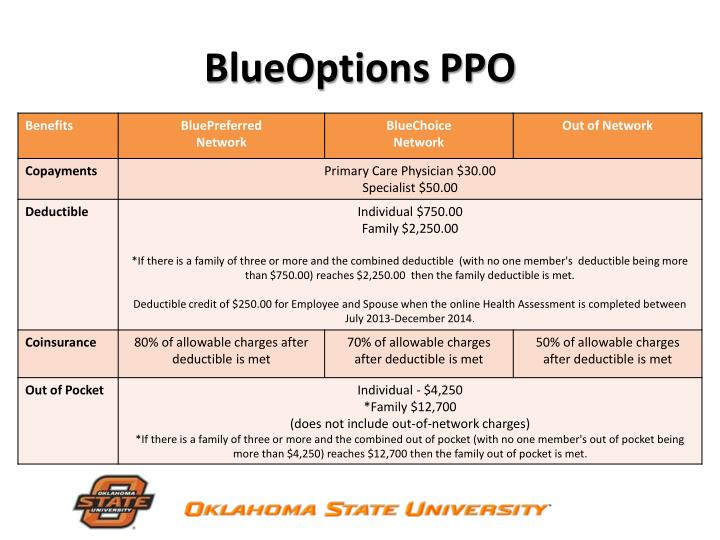 BlueOptions PPO