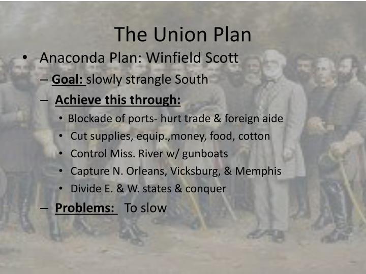 The Union Plan