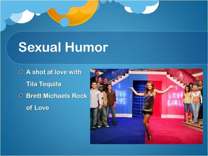 Sexual Humor