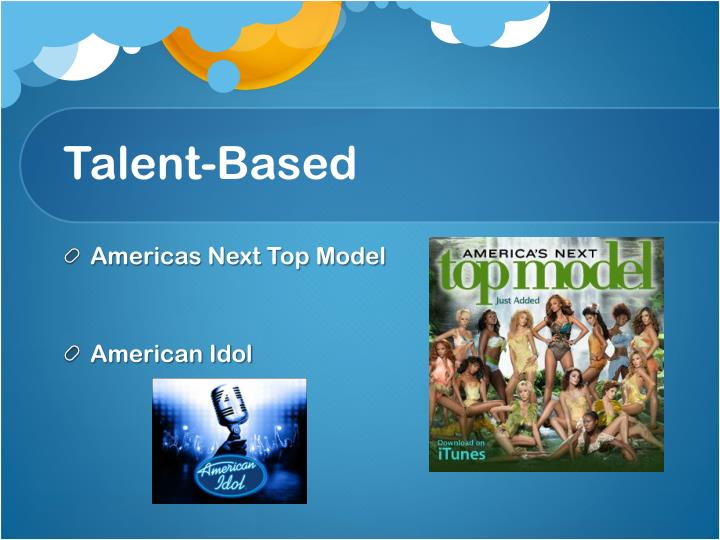 Talent-Based
