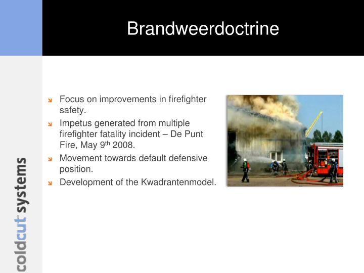 Brandweerdoctrine