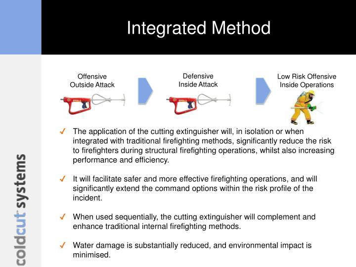 Integrated Method