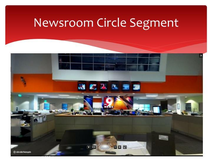 Newsroom Circle Segment