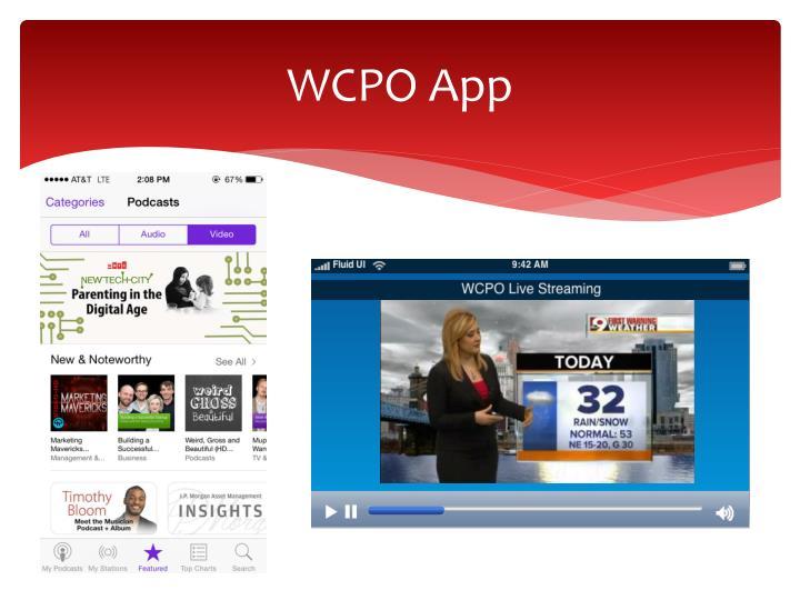 WCPO App