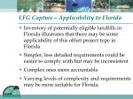 lfg capture applicability to florida1