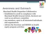 awareness and outreach1
