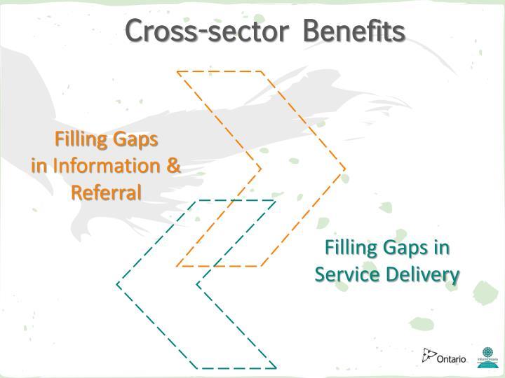 Cross-sector Benefits