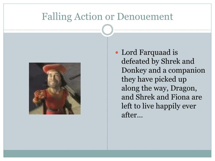 Falling Action or Denouement