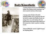 body kinesthetic1