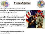visual spatial1