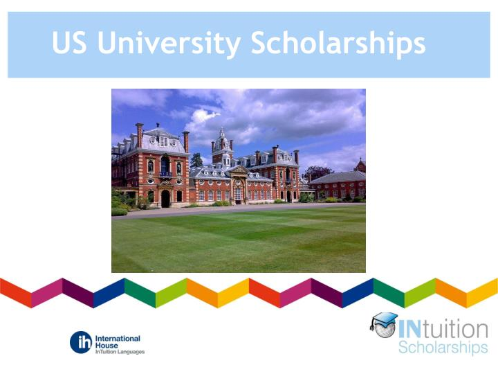 Us university scholarships