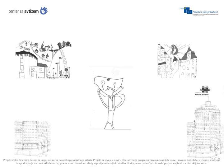 Projekt delno financira Evropska unija, in sicer iz Evropskega socialnega sklada. Projekt se izvaja v okviru Operativnega programa razvoja človeških virov, razvojne prioritete: »Enakost možnosti in spodbujanje socialne vključenosti«; prednostne usmeritve: »Dvig zaposljivosti ranljivih družbenih skupin na področju kulture in podpora njihovi socialni vključenosti«.