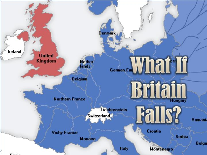 What If Britain Falls?