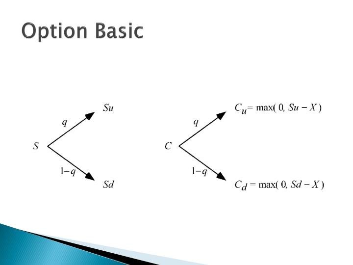Option basic