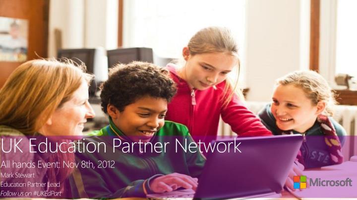 UK Education Partner Network