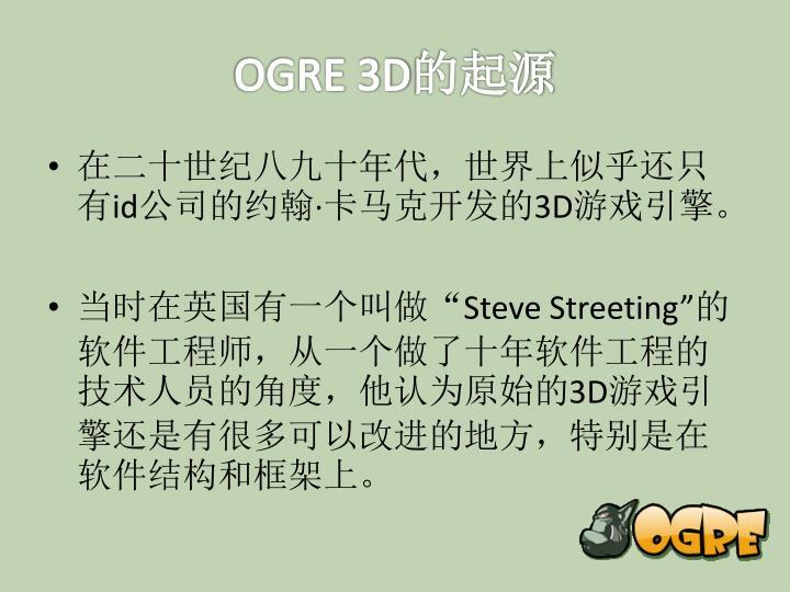 OGRE 3D