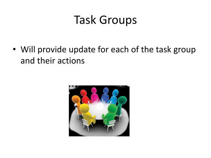 Task Groups