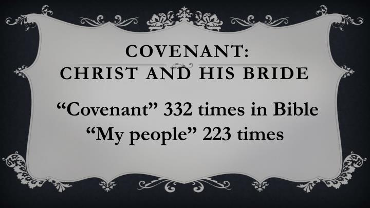 Covenant: