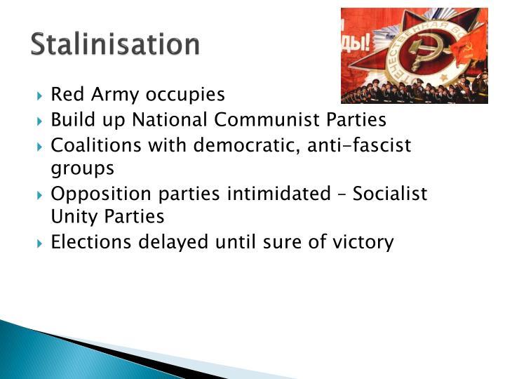 Stalinisation