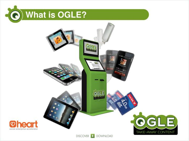 What is OGLE?