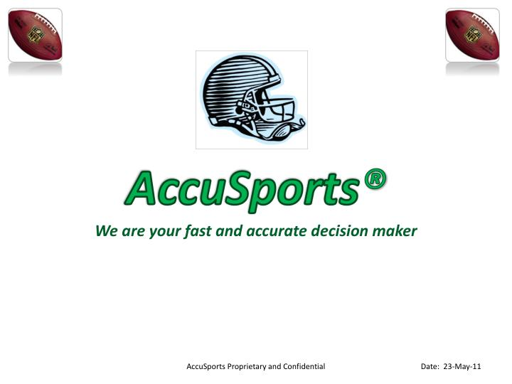 Accusports