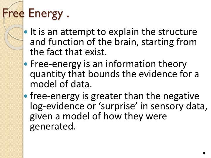 Free Energy .