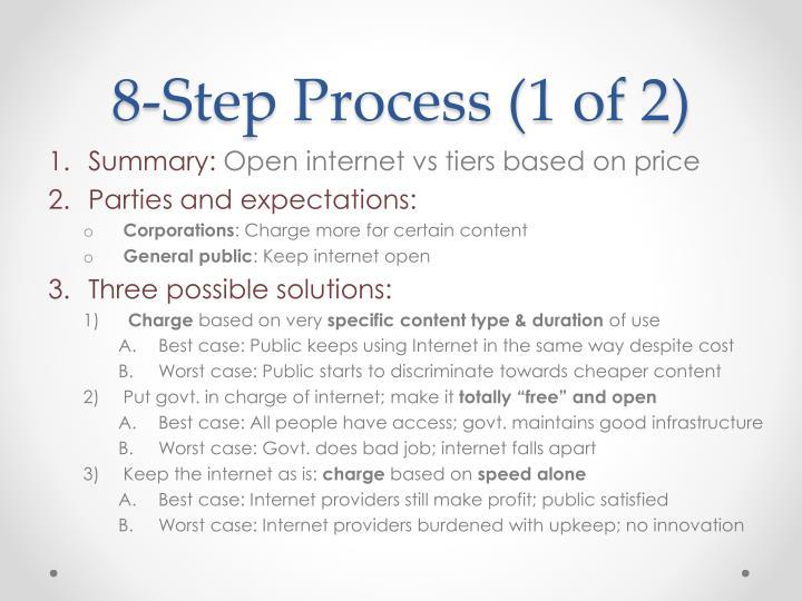 8-Step Process (1 of 2)