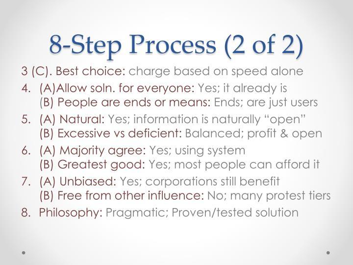 8-Step Process