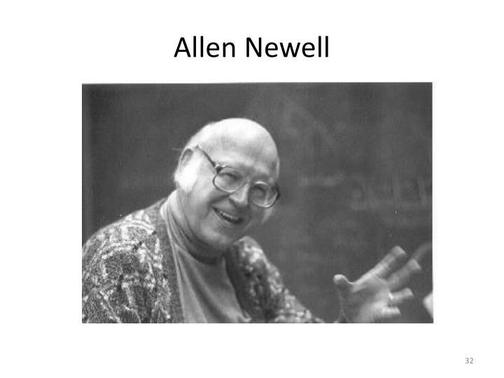 Allen Newell