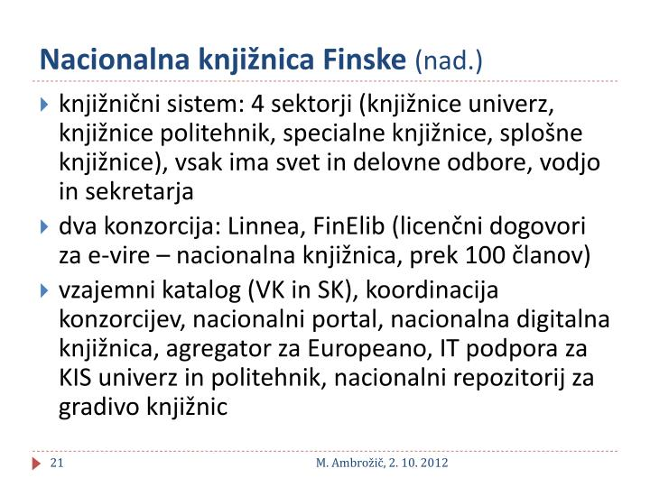 Nacionalna knjižnica Finske