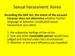 sexual harassment korea1