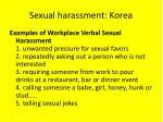 sexual harassment korea4